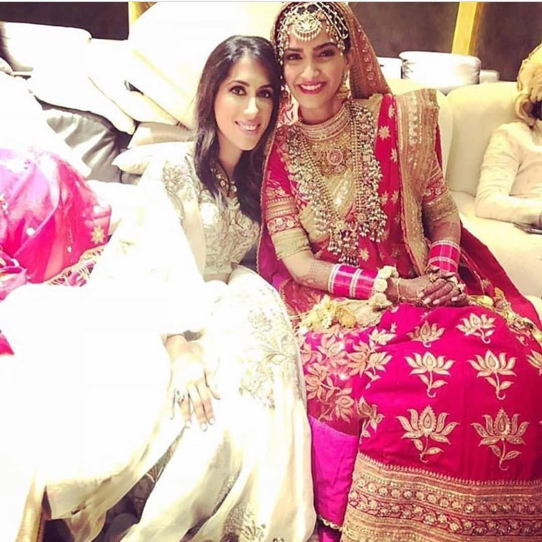 18-3 Sonam Kapoor Wedding Pics - Engagement and Complete Wedding Pictures