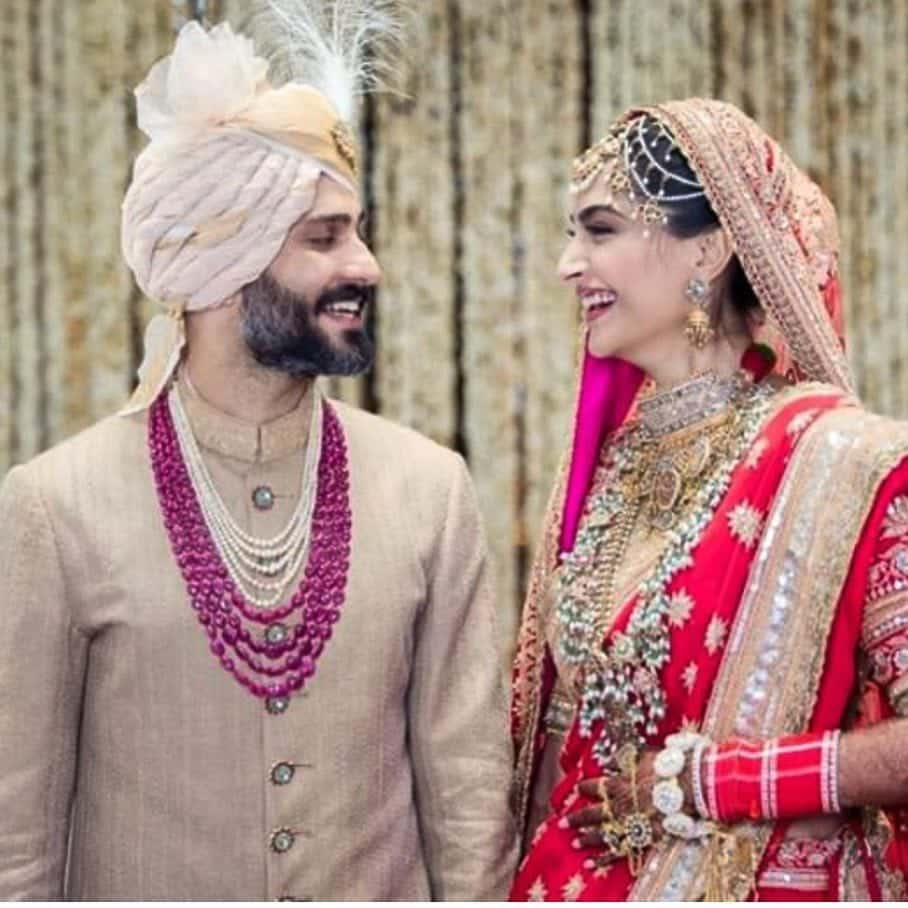 22-2 Sonam Kapoor Wedding Pics - Engagement and Complete Wedding Pictures