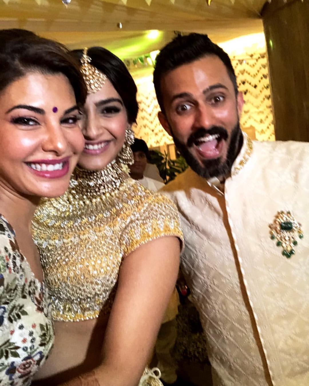 29-1 Sonam Kapoor Wedding Pics - Engagement and Complete Wedding Pictures