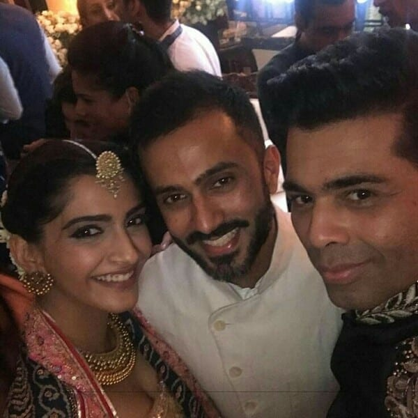 29-600x600 Sonam Kapoor Wedding Pics - Engagement and Complete Wedding Pictures