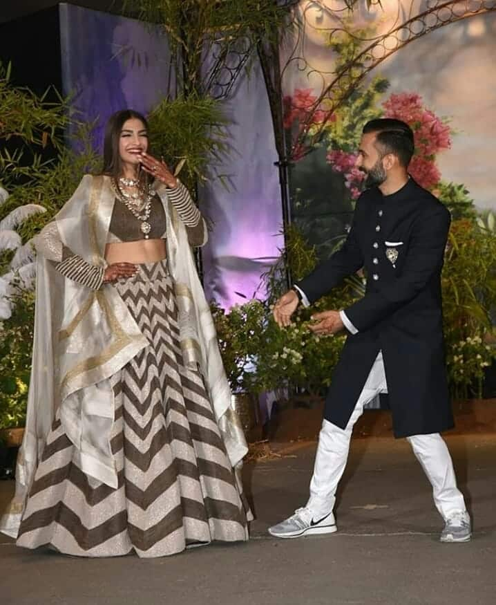 36-1 Sonam Kapoor Wedding Pics - Engagement and Complete Wedding Pictures