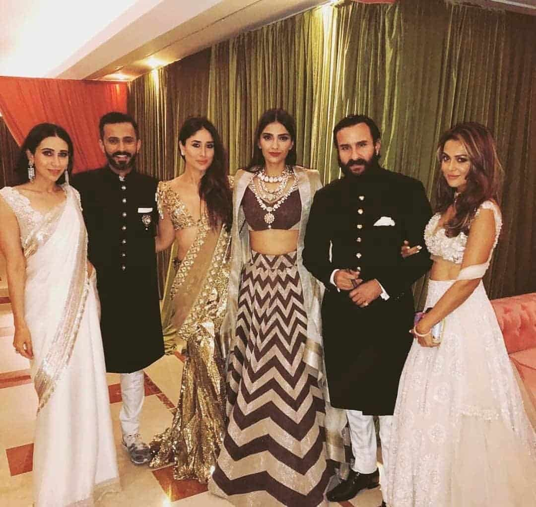 38 Sonam Kapoor Wedding Pics - Engagement and Complete Wedding Pictures