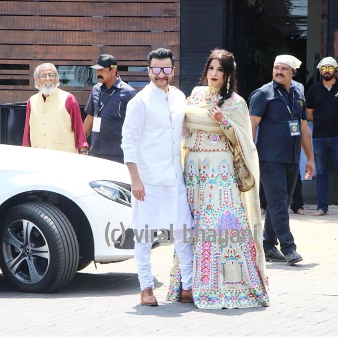 4-3 Sonam Kapoor Wedding Pics - Engagement and Complete Wedding Pictures