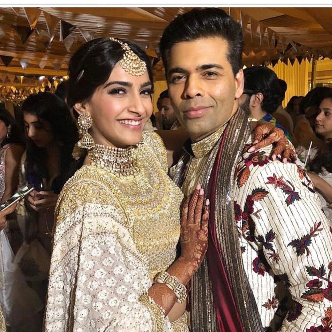 6-1 Sonam Kapoor Wedding Pics - Engagement and Complete Wedding Pictures