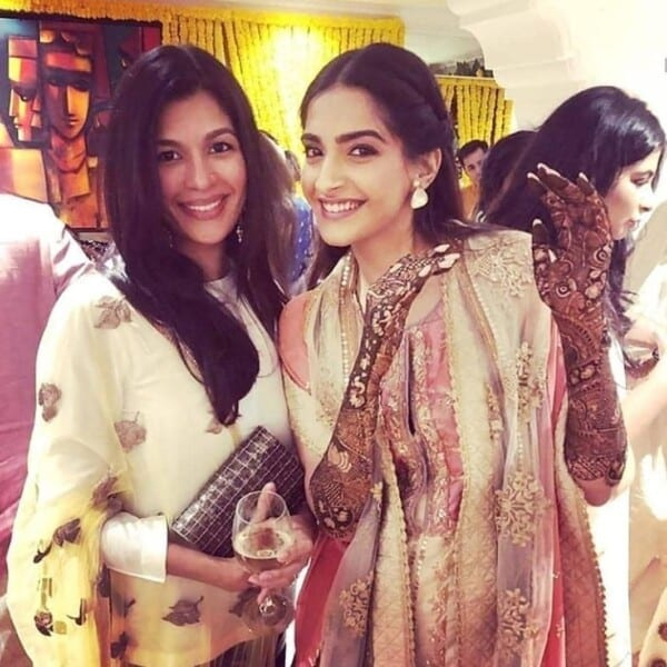 7-600x600 Sonam Kapoor Wedding Pics - Engagement and Complete Wedding Pictures
