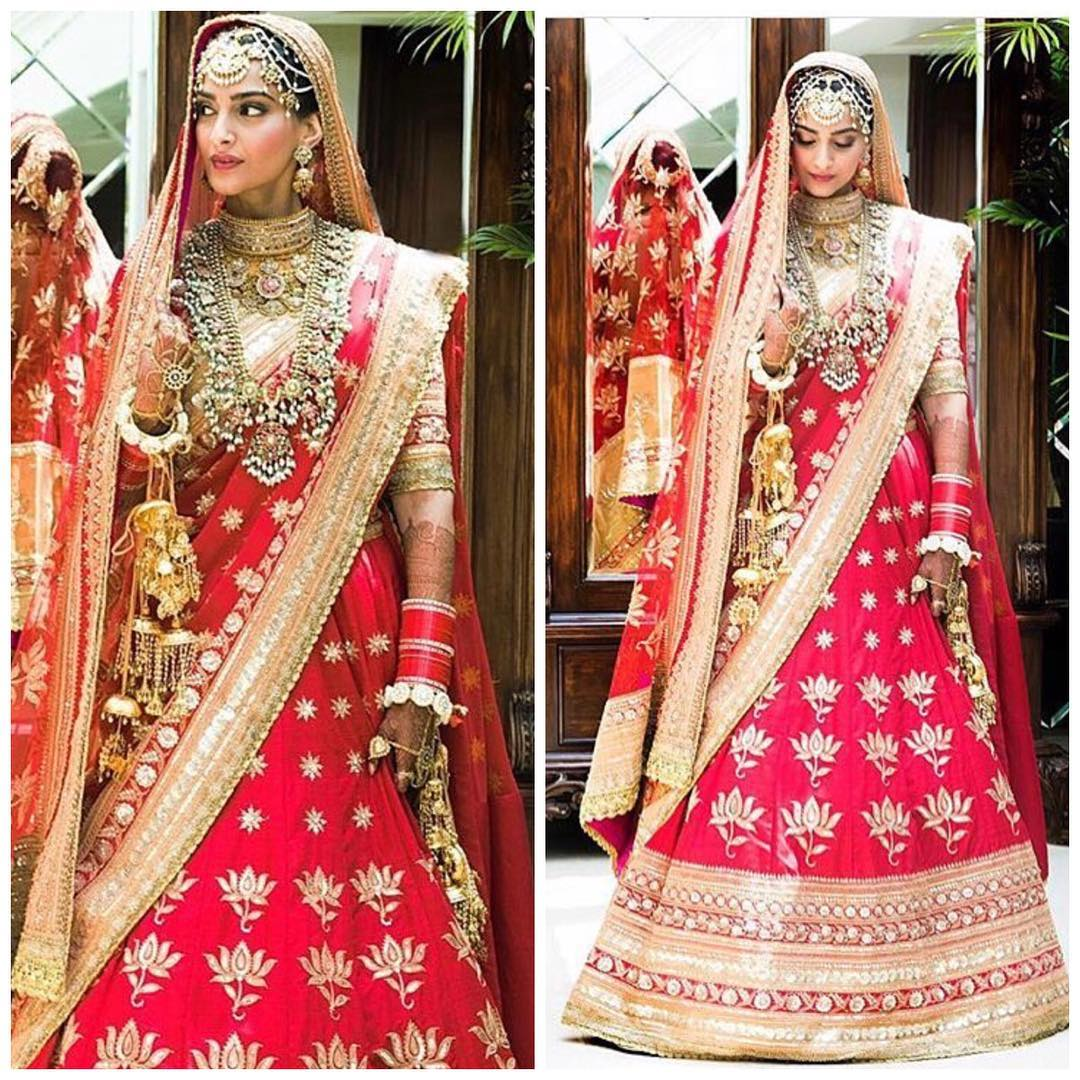 8-3 Sonam Kapoor Wedding Pics - Engagement and Complete Wedding Pictures