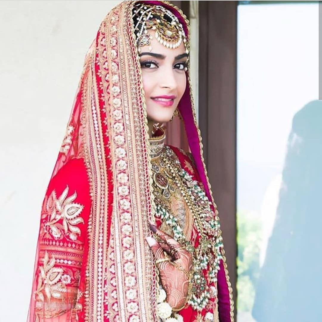 9-3 Sonam Kapoor Wedding Pics - Engagement and Complete Wedding Pictures