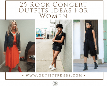 Rock Concert Outfits for Women