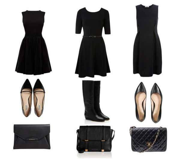 Bags-600x530 30 Best Funeral Outfits for Teen Girls-What to Wear to Funeral