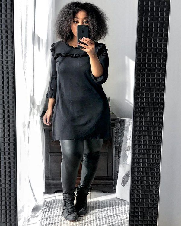 Black-tights-600x750 30 Best Funeral Outfits for Teen Girls-What to Wear to Funeral