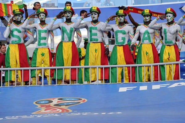 Fan-Group-from-Senegal 20 Funniest FIFA World Cup Russia 2018 Outfits