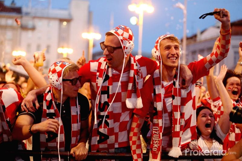 Hilarious-Croatian-Fans 20 Funniest FIFA World Cup Russia 2018 Outfits