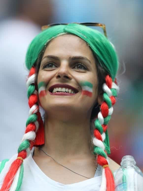Irani-Fans-Funny-Braids 20 Funniest FIFA World Cup Russia 2018 Outfits