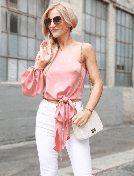 Perfect-Date-Outfits 23 Best Outfits to Wear This September For Women 2018