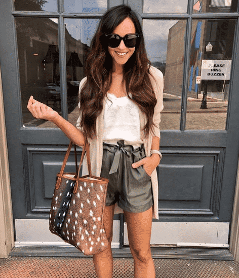 Shopping-Outfit 23 Best Outfits to Wear This September For Women 2018