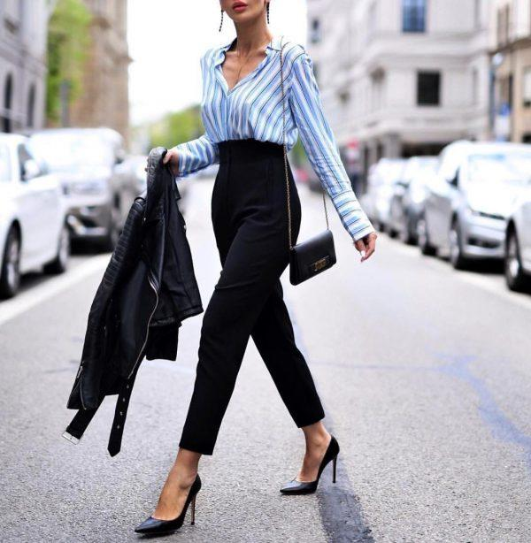 Stilletos-600x614 18 Outfits To Make Your Legs Look Thinner