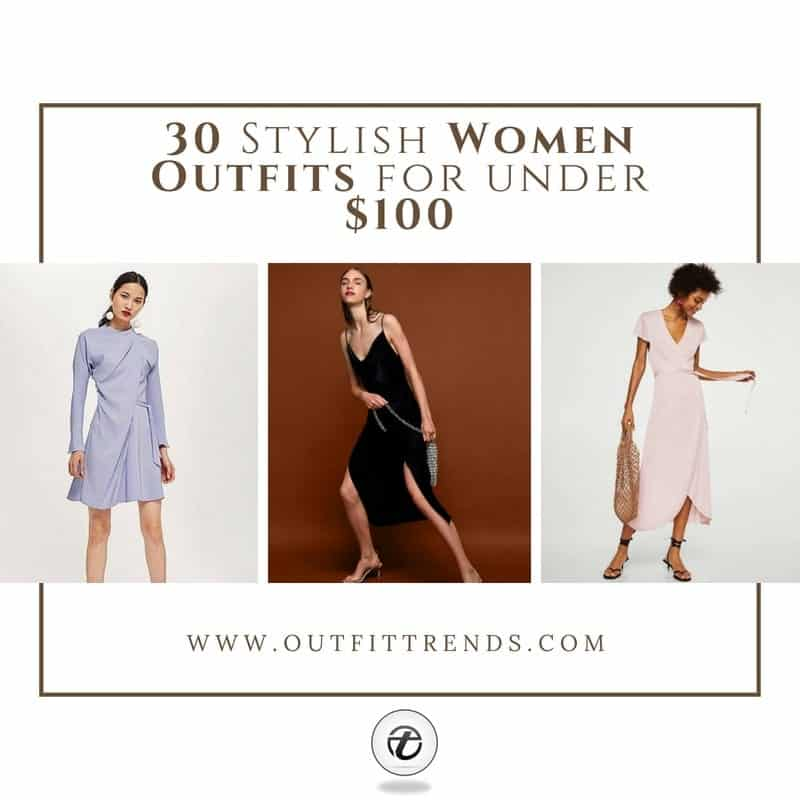 Stylish Women Outfits for under $100 (4)