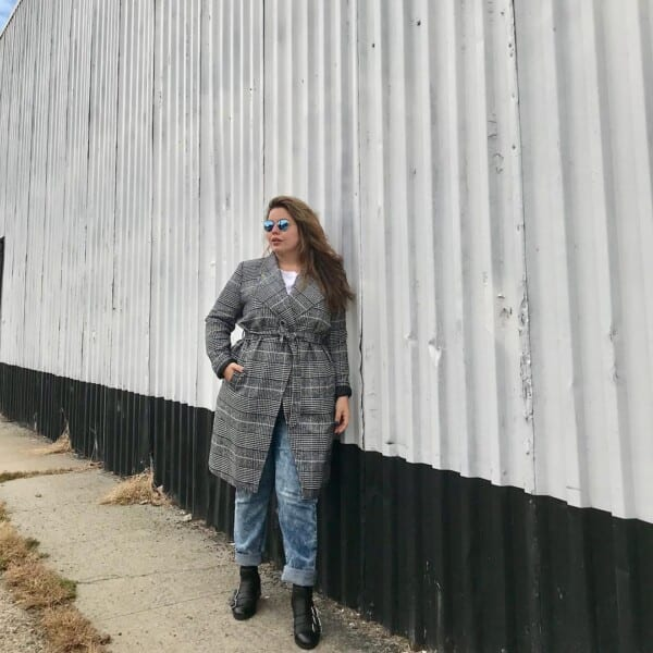 long-coats-600x600 21 Best Winter Jeans Outfits for Plus-Sized Women to Stay Cool and Chic