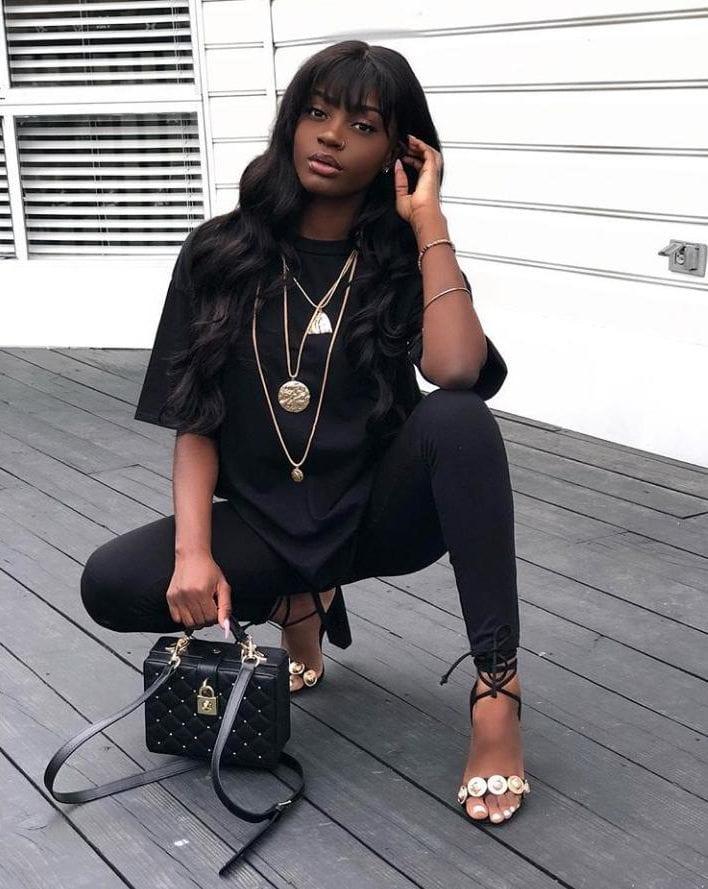 Cute Outfits For Dark Skin Teen Girls-20 Tips for Black Girls