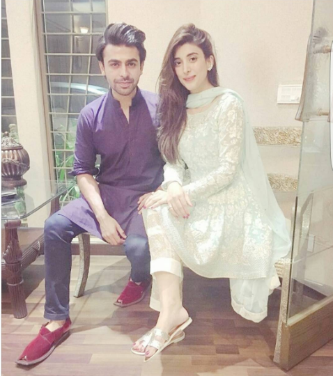 farhan and urwa in udaari