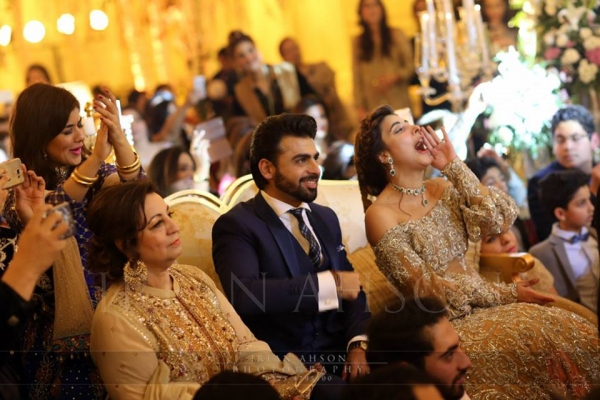 farhan saeed and urwa