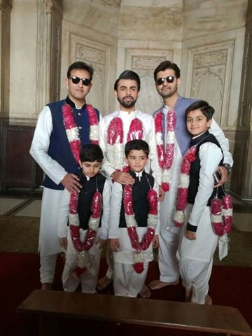 farhan saeed nikkah ceremony