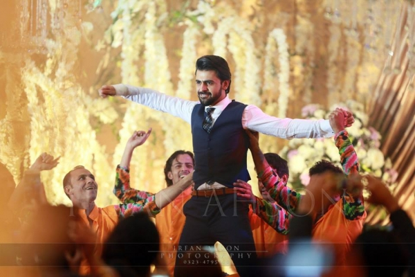 farhan saeed wedding pictures