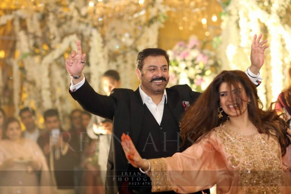 resham and noman ejaz dancing on urwa hocane wedding