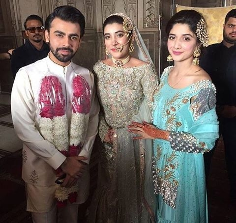 urwa and farhans wedding nikah pictures