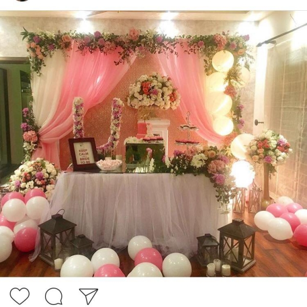 urwa farhan bridal shower
