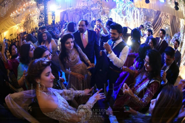 urwa farhan wedding dance