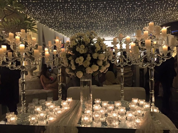 urwa farhan wedding decoration