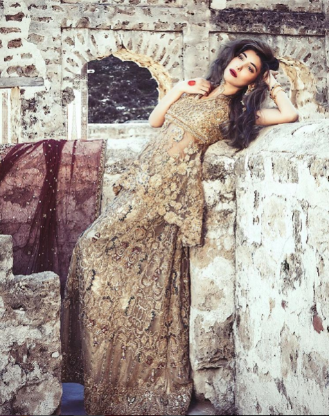 urwa hocan bridal dress
