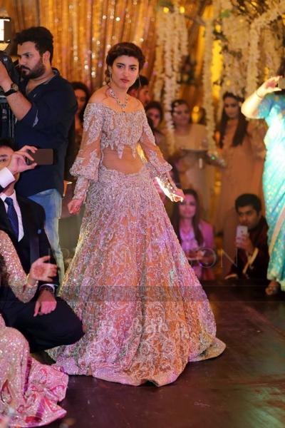 urwa hocane bridal outfit