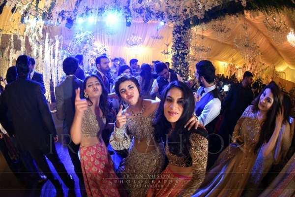urwa hocane wedding dance