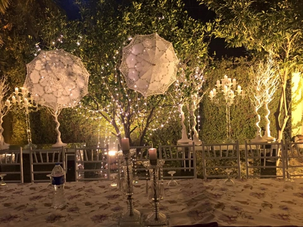 wedding decoration urwa farhan