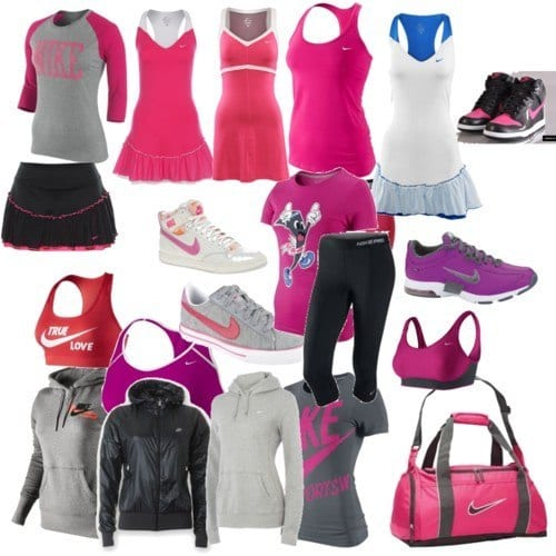 15 cool nike sports outfits for womengym amp workout outfits