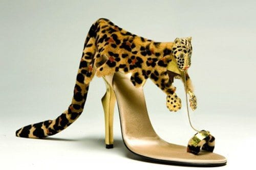 Creative Animal Shoes
