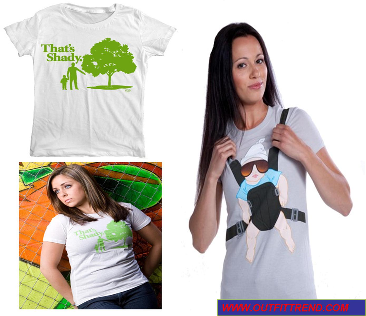 Crazy,Funny,Funky and Unique T-Shirts For Teens