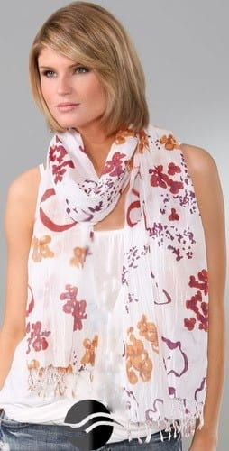 Gorgeous Printed Scarves for Girlss
