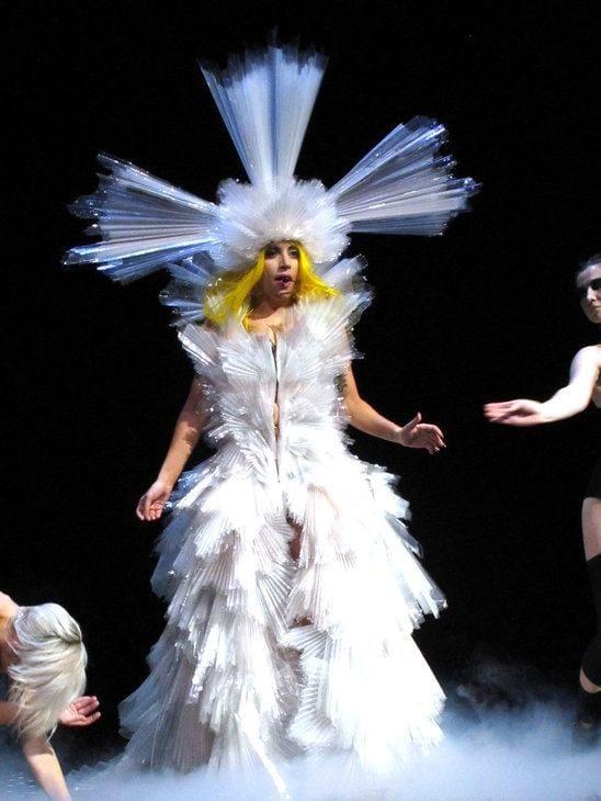 Lady Gaga Costume 2011
