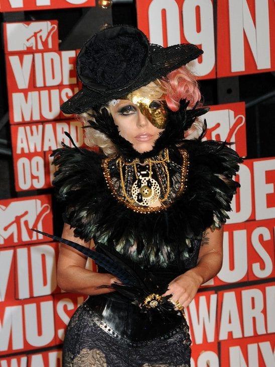Lady Gaga Weird Dress