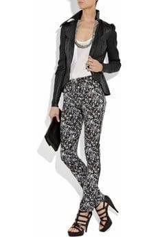 Preen Line Slim Leg Jeans