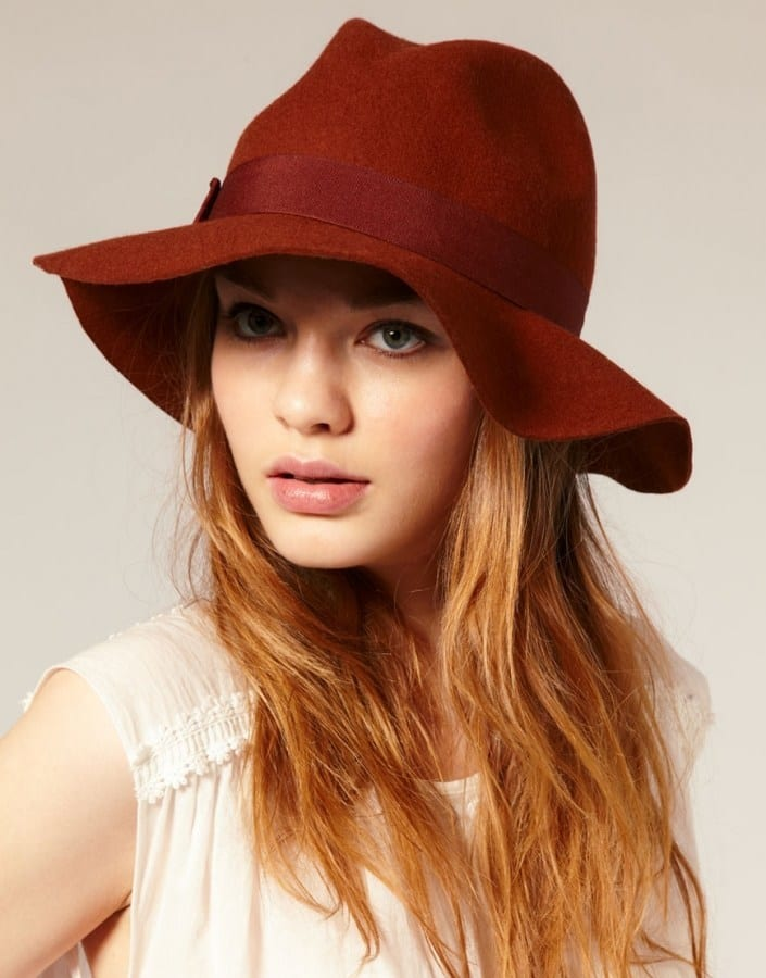 Summer trendy hats women
