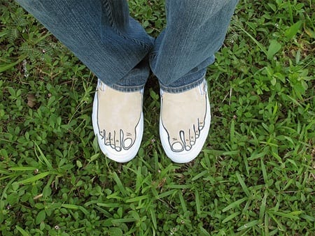 bare foot shoes