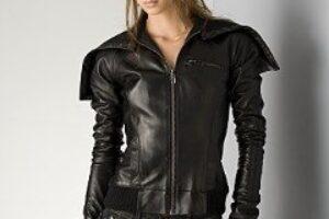 cool leather bomber jacket