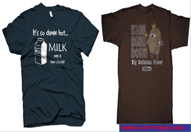 crazy funky T Shirt