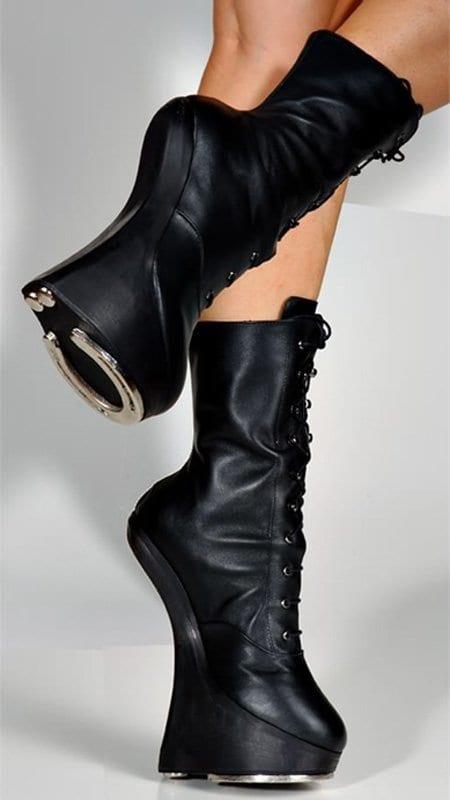 horse stud women crazy shoes