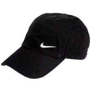 nike women Black cap