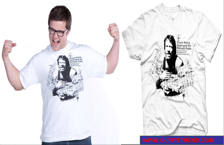 stylish printed t shirt